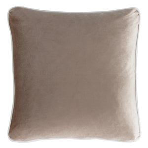 Velvet Cushion Cover - Sandy