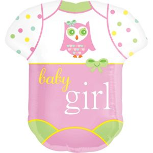 H41 Baby Girl Bodysuit