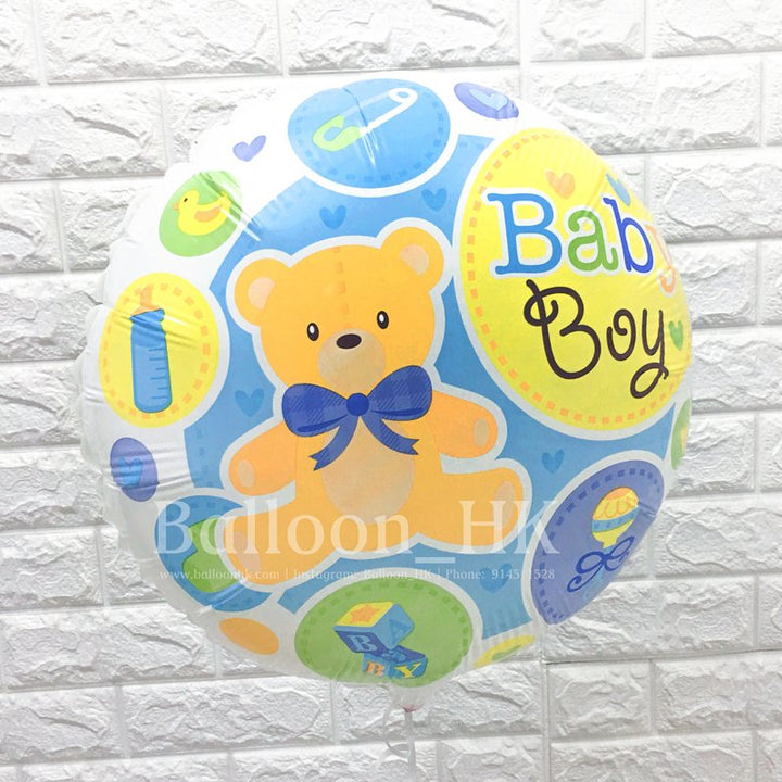 H26 Teddy Baby - Boy