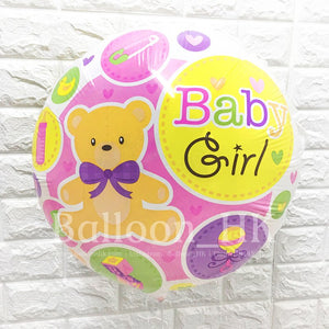H25 Teddy Baby - Girl