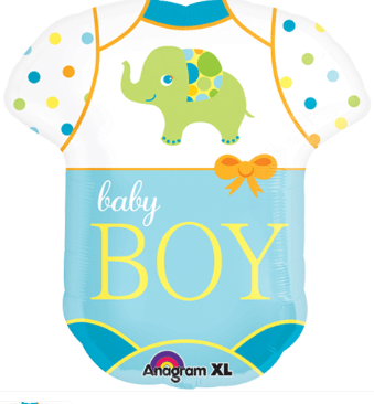 H40 Baby Boy Bodysuit