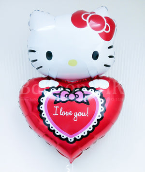C3 Heart Kitty