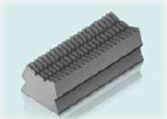 "WOOLLEY™ Type ""B"" Drill Pipe Slip Inserts (GDT Standard Tooth)"