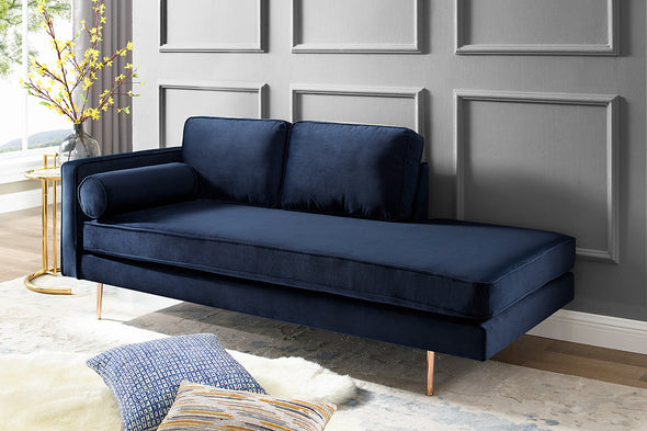 Sofa Estelle Azul (Left)
