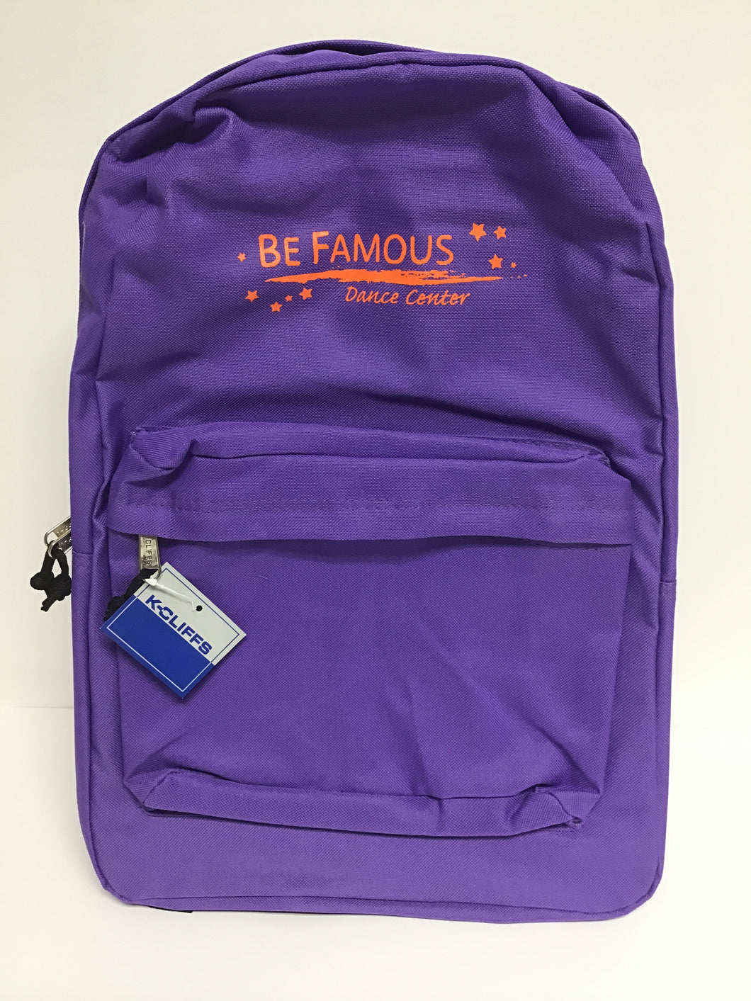 Purple BFDC Backpack