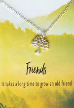Load image into Gallery viewer, Friendship Tree Charm