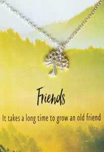 Friendship Tree Charm