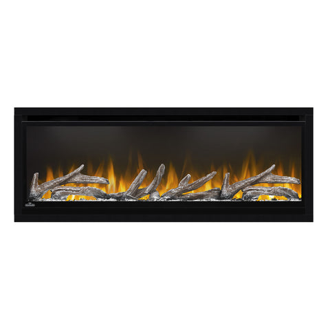 Image of Napoleon Alluravision 50-iInch Electric Fireplace - Wall Mount - Deep - Linear - NEFL50CHD - NEFL50CHD1 - Electric Fireplaces Depot