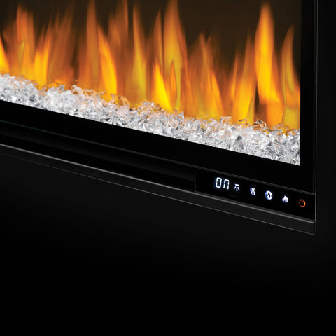 Napoleon Alluravision 50-inch Wall Mount Electric Fireplace - Slim - Linear - NEFL50CHS - NEFL50CHS1 - Electric Fireplaces Depot
