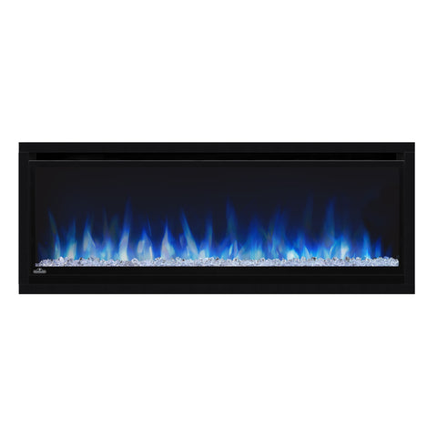 Image of Napoleon Alluravision 42-inch Deep Wall Mount Electric Fireplace - Linear - NEFL42CHD - NEFL42CHD1 - Electric Fireplaces Depot