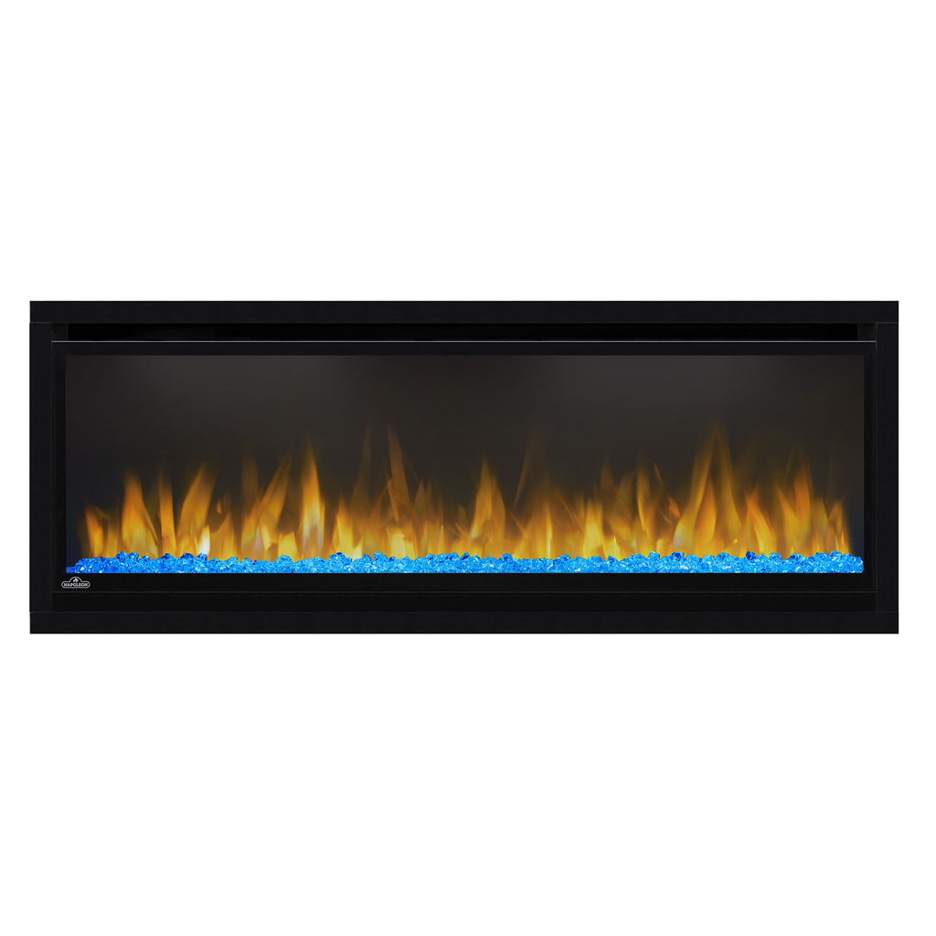 Napoleon Alluravision 42-inch Deep Wall Mount Electric Fireplace - Linear - NEFL42CHD - Electric Fireplaces Depot