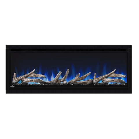 Image of Napoleon Alluravision 42-inch Deep Wall Mount Electric Fireplace - Linear - NEFL42CHD - Electric Fireplaces Depot