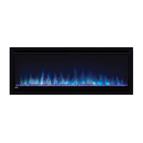 Napoleon Alluravision 42'' Slim Wall Mount Electric Fireplace