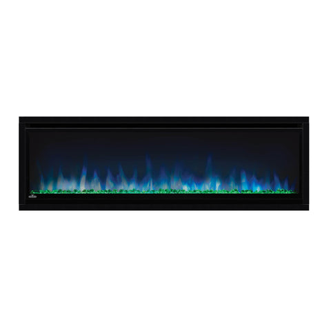 Image of Napoleon Alluravision 50'' Slim Wall Mount Electric Fireplace
