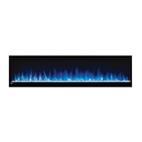 Image of Napoleon Alluravision 60-inch Wall Mount Electric Fireplace - Deep - NEFL60CHD - NEFL60CHD1 - Electric Fireplaces Depot