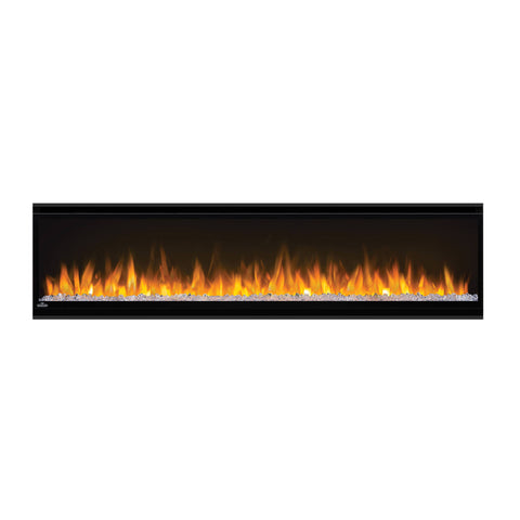 Image of Napoleon Alluravision 60-inch Wall Mount Electric Fireplace - Deep - NEFL60CHD - Electric Fireplaces Depot
