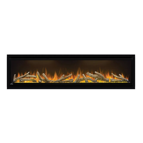 Napoleon Alluravision 60-inch Wall Mount Electric Fireplace - Deep - NEFL60CHD - NEFL60CHD1 - Electric Fireplaces Depot