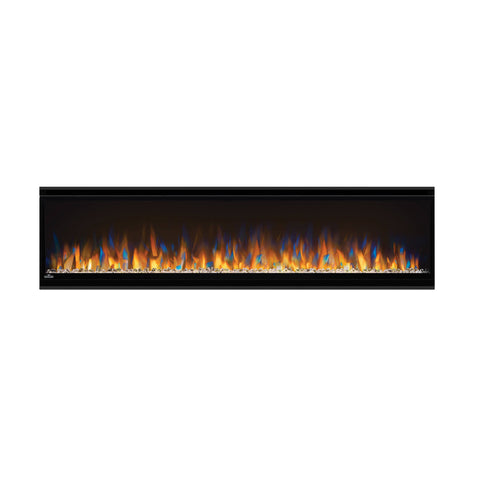Image of Napoleon Alluravision 60-Inch Wall Mount Electric Fireplace - Slim - Linear - NEFL60CHS - Electric Fireplaces Depot