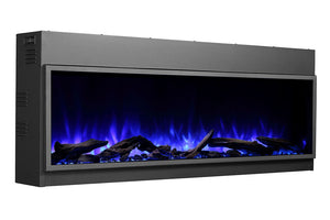 Dynasty Harmony 64'' Built-In Linear Electric Fireplace - BEF Series