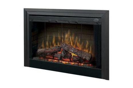 "Image of Dimplex 33"" Deluxe Built-In Electric Firebox"