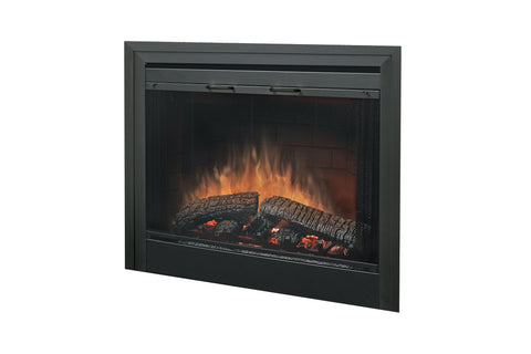 Dimplex 39 inch Deluxe Electric Fireplace Insert - Firebox - Heater - BF39DXP - Electric Fireplaces Depot