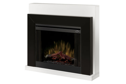 Image of Dimplex 33'' Slim Line Built-in Electric Firebox - Fireplace - Heater - BFSL33 - Electric Fireplaces Depot
