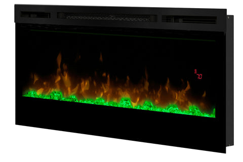 Image of Dimplex Prism 34 Inch Wall-Mount Linear Electric Fireplace - Heater - BLF3451 - Electric Fireplaces Depot