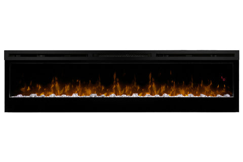 Dimplex Prism 74 inch Wall-Mount Linear Electric Fireplace - Heater - BLF7451 - Electric Fireplaces Depot
