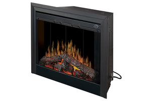 "Dimplex 39"" Deluxe Built-In Electric Firebox"