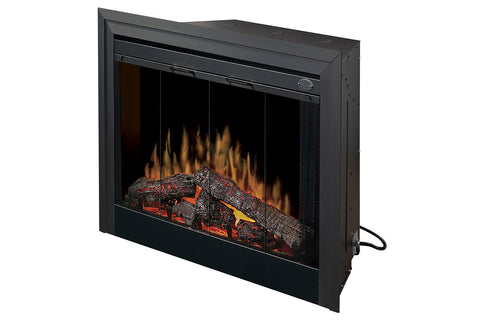 Image of Dimplex 45 inch Deluxe Electric Fireplace Insert - Firebox - Heater - BF45DXP - Electric Fireplaces Depot