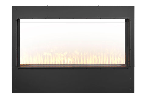 Rear Glass Pane for Dimplex Opti-myst Pro 1000 Built-in Electric Firebox - GBF1000-GLASS - Electric Fireplaces Depot