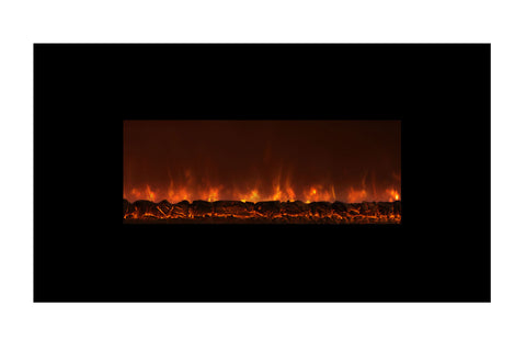 Modern Flames Ambiance 45 Inch Wall Mount Electric Fireplace - Built In - AL45CLX2 - Electric Fireplaces Depot
