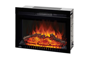 Napoleon Cinema 24'' Built-In Electric Firebox Insert w/ Logs