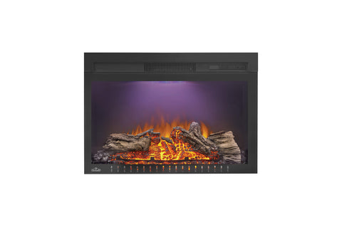 Napoleon Cinema 27'' Electric Firebox Insert Log Series