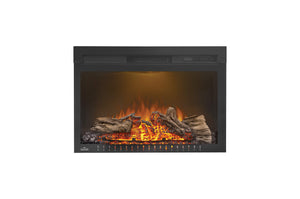 Napoleon Cinema 27'' Built-In Electric Firebox Insert w/ Logs