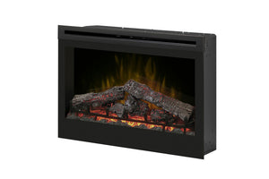 Dimplex 33 Inch Plug In Electric Firebox - Fireplace - Heater - DF3033ST - Electric Fireplaces Depot