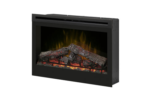 Image of Dimplex 33 Inch Plug In Electric Firebox - Fireplace - Heater - DF3033ST