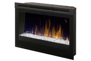 Dimplex 25'' Plug-in Electric Firebox - Acrylic Ice
