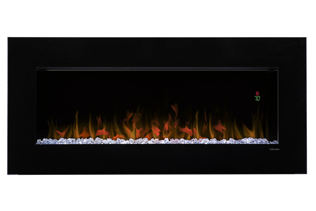 Dimplex Nicole 43 Inch Wall-Mount Linear Electric Fireplace - DWF3651B - Electric Fireplaces Depot