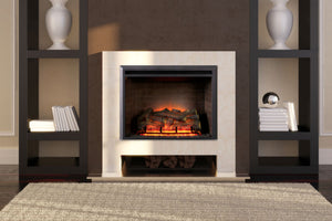 Dynasty Forte 44'' Built-In Electric Fireplace Insert