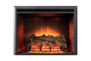 Dynasty Forte 45 Inch Built-In Electric Fireplace Insert | Electric Firebox | DY-EF45 | Dynasty Fireplaces | Electric Fireplaces Depot