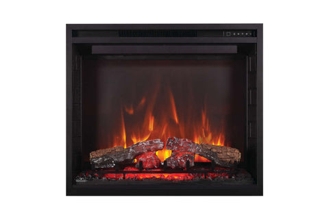 Image of Napoleon Element 36 inch Built In Electric Firebox Insert - Electric Firebox Heater - NEFB36H-BS - Electric Fireplaces Depot