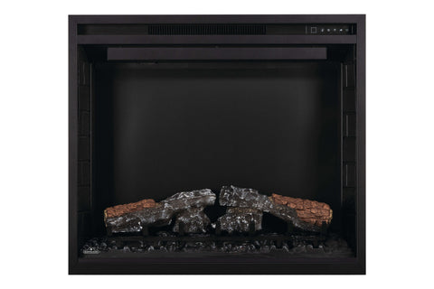 Napoleon Element 36 inch Built In Electric Firebox Insert - Electric Firebox Heater - NEFB36H-BS - Electric Fireplaces Depot