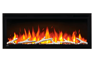 Napoleon Entice 36'' Wall Mount | Fully Recessed Electric Fireplace