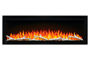 Napoleon Entice 50'' Wall Mount | Fully Recessed Electric Fireplace