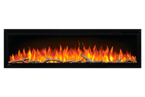 Napoleon Entice 60'' Wall Mount / Recessed Linear Electric Fireplace