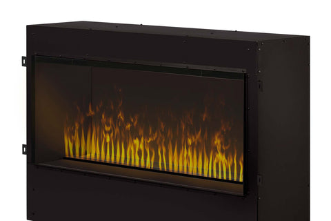 Image of Dimplex 40-Inch Opti-Myst Pro 1000 Built-In Electric Fireplace - Heater - GBF1000-PRO - Electric Fireplaces Depot