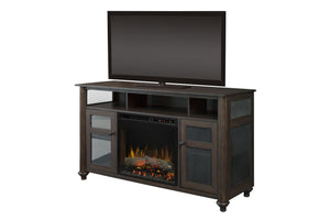 Dimplex Xavier Media Console Electric Fireplace Brown | 23