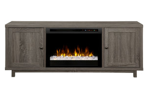 Dimplex Jesse Media Console Electric Fireplace Iron Mountain | 23
