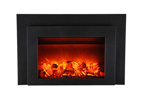 Sierra Flame Electric Fireplace Insert - Electric Fireplace Heater - Electric Fireplaces Depot